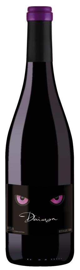 TOBIA GARNACHA / DAIMON RED 2013 Year 2012 This vintage 2012 has been marked by low yields of vineyards following the continued drought that lasted past 2 crops.