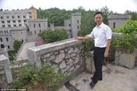 When I was a child I heard stories about princes and castles, says Liu, 59, adding that he grew up with an empty stomach every day in China s countryside, and was sent to dig ditches during the