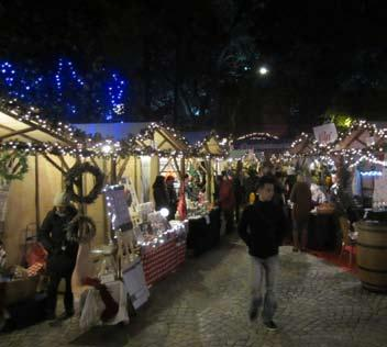 events COMMUNITY Dec 6-8 Seventh Annual Christkindlmarkt Paulaner Brauhaus brings a slice of German holiday tradition with their annual Christmas market.