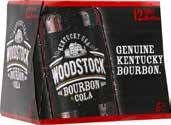 Cola 5% 375ml Cans 10 Pack 3112856 Cans 12 Pack