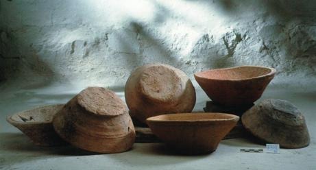 maria bianca d anna Fig. 3 Arslantepe Period VII: Mass-produced bowls from A900. Photo R. Ceccacci, Archive MAIAO.