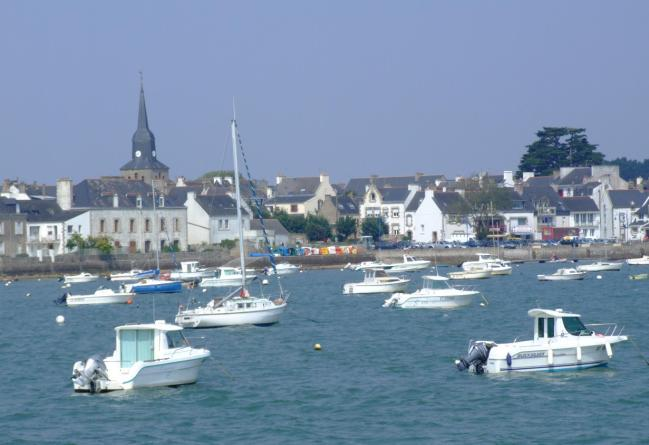 Wednesday 6 th June 2007 The Golfe du Morbihan Sunny We had researched