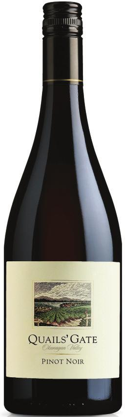 2016 PINOT NOIR Winemaker Nikki Callaway continues to raise the bar with our wines and this wellcrafted Pinot is no exception.