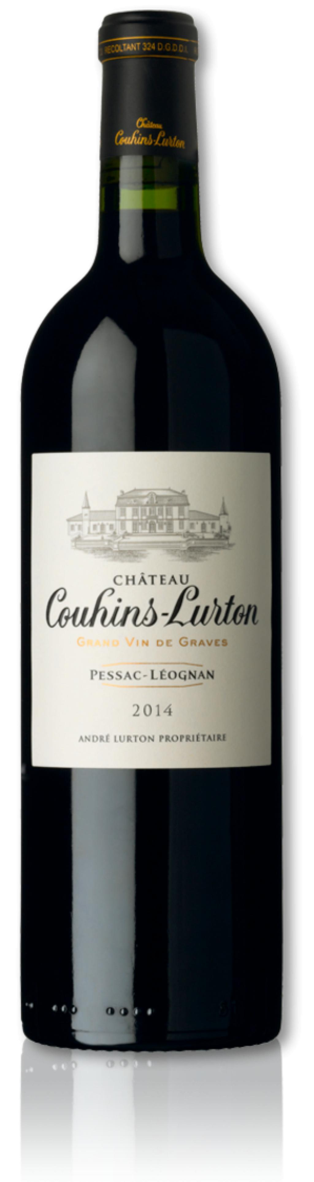 Château Couhins-Lurton Red Chateau : Château Couhins-Lurton Even if Couhins-Lurton is only Cru Classé in white, André Lurton and his team make it a point to develop a very noble red wine.