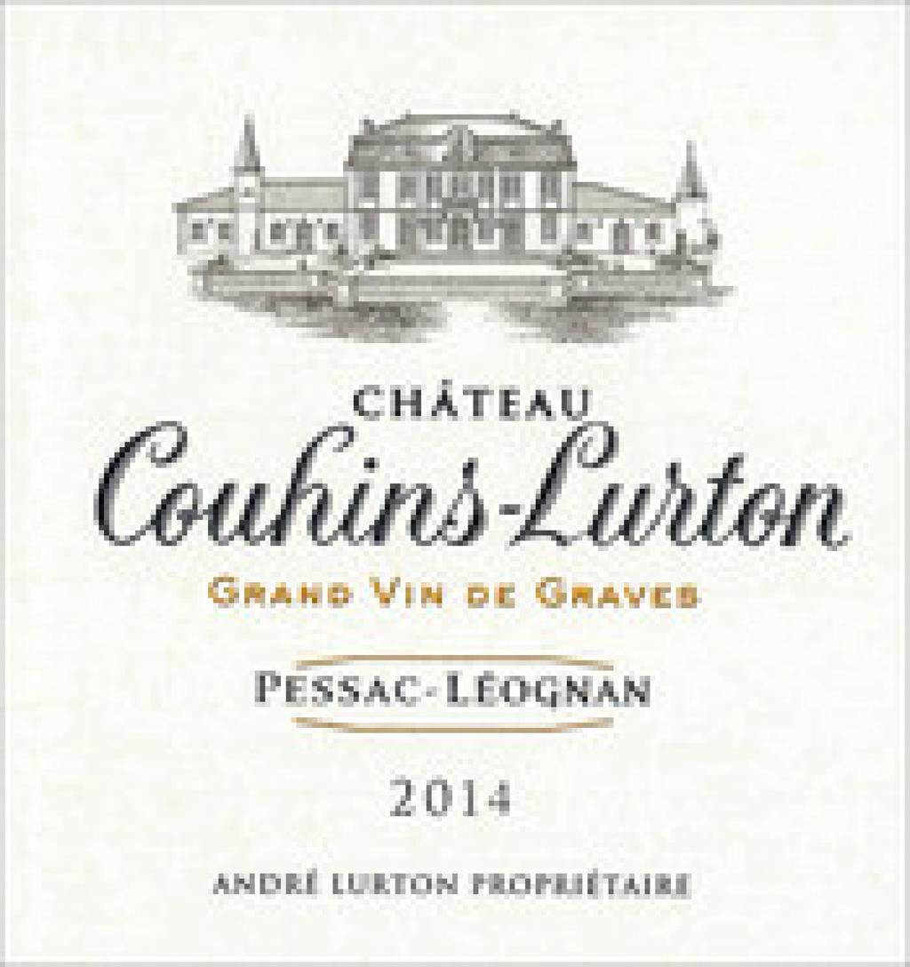 Vintage 2014 Appellation : Pessac-Léognan Wine style : Rich and Powerful Weather : Winter and spring were very mild, but the summer of 2014 did not live up to our expectations: it rained heavily in
