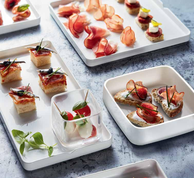 2017 has been a big year for tableware consumers are more increasingly focusing on presentation with bold and unique tableware playing a key role.