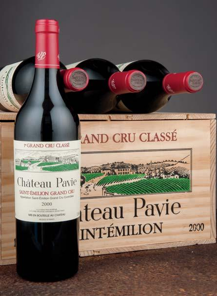 Château Pavie-Macquin 2003 St-Emilion, grand cru classé...full-bodied, young and vigorous...nose of asphalt, truffle, blackberry, cassis, lead pencil shavings and forest floor...super-complex aromatics.