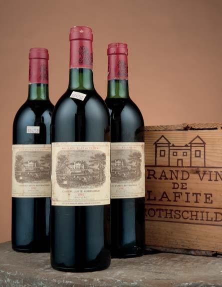 Château La Mission Haut-Brion 1983 Graves, cru classé Two base neck, three top shoulder level...smoked herbs, cigar tobacco, black currants, sweet cherries, damp earth and spice box.