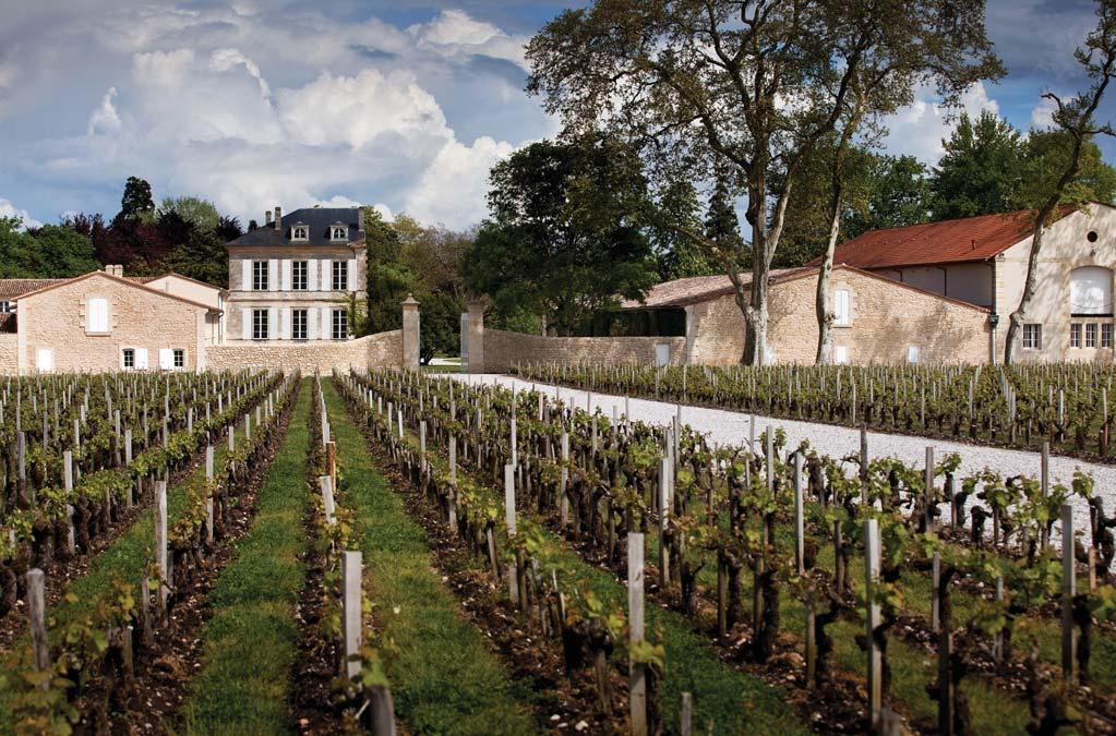 WINES OFFERED BY CHATEAU D ARMAILHAC A château of many names throughout its history, but a Rothschild owned château since 1933.