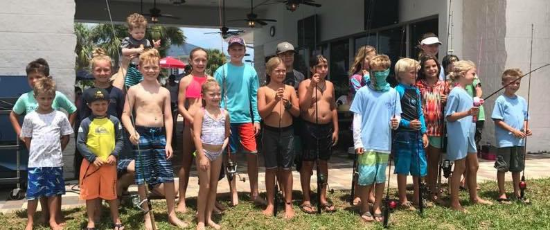2017 Winning Youth Anglers Winner overall