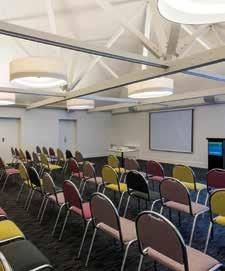 Conference facilities at the Scenic Hotel Marlborough include two spacious conference rooms that can cater for a variety of functions from large conferences and events to small seminars and meetings.