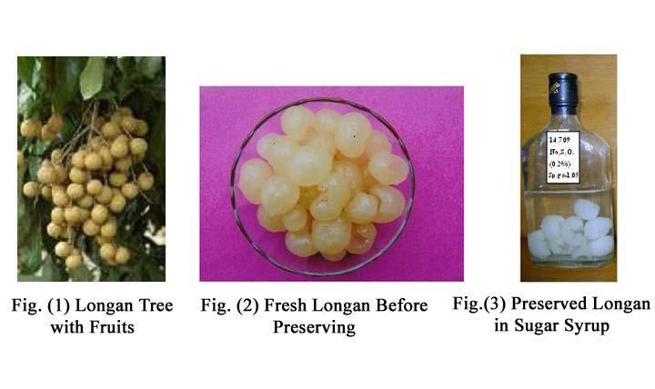 378 Universities Research Journal 2011, Vol. 4, No. 3 Table (6) Physico-Chemical Analysis of Preserved Longan Fruit No. Composition 1.
