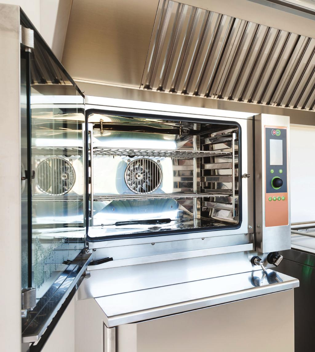 Commercial Ovens When purchasing the ideal oven to fit your needs, focus on features that will