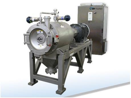 FOOD TECHNOLOGY I 13.4 Hot Break Process Fig. 13.1 Turbo extractor In order to maximize juice yield and color-flavor extraction, a hot break process is often used.