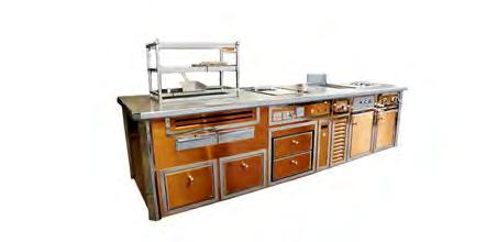 BONNET THIRODE GRANDE CUISINE HORIS For over a century, BONNET professional equipment located