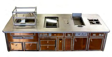 evolving cooking solutions, by offering products that have Performance, Simplicity and