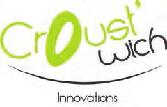 CROUST'WICH CROUST WICH is a first foodservice concept (a combination of integrated