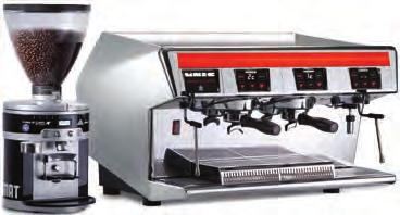 With a strong expertise in designing and manufacturing espresso machines since 1919, UNIC has a global offer of traditional, multi-boilers, single-serve coffee pods and capsules and full automatic