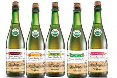 LES CELLIERS ASSOCIÉS (VAL DE RANCE) Booth Z6-B20 Since 1953, LES CELLIERS ASSOCIÉS produce cider and carbonated fruit beverages.