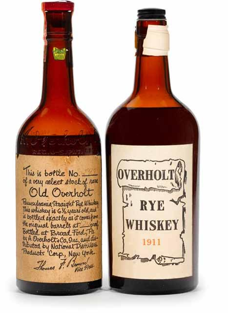772 Old Fitzgerald 8 years old (1) Stitzel-Weller OC, WI tax stamp, distilled 1949, bottled 1957 Level: mid-shoulder 4/5 quart 100 proof $800-1,000 773 Old Fitzgerald 8 years old (1) Stitzel-Weller
