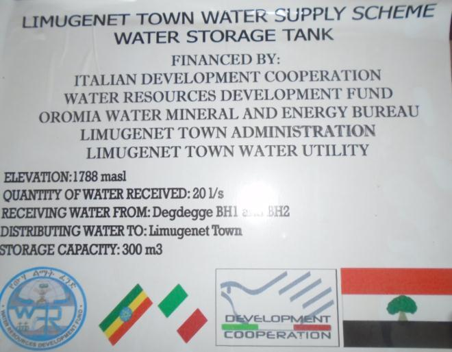 Following the construction of new sources or supplies of water and due to the organization of the new management, enough water was supplied to the residents without serious problems until 1998, at