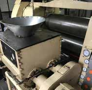 and more Wiener W1S laboratory ball mill chocolate grinding machine Chocotech FD 490