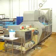 Hard Candy APV Baker Perkins hard candy depositing line with cooking line, 58 moulds/min, it can