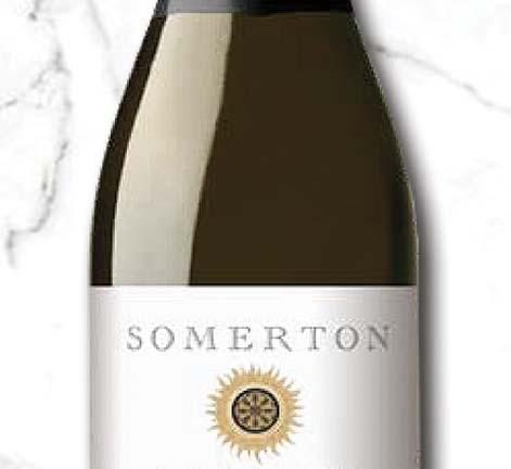 and apple from the Semillon combine beautifully with the peach and dried fig aromas The fine effervescence enhances the clean fresh flavours