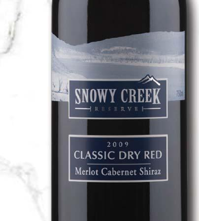 0% The Snowy Creek winds its way through Australia s High Country to the wine producing valleys below.