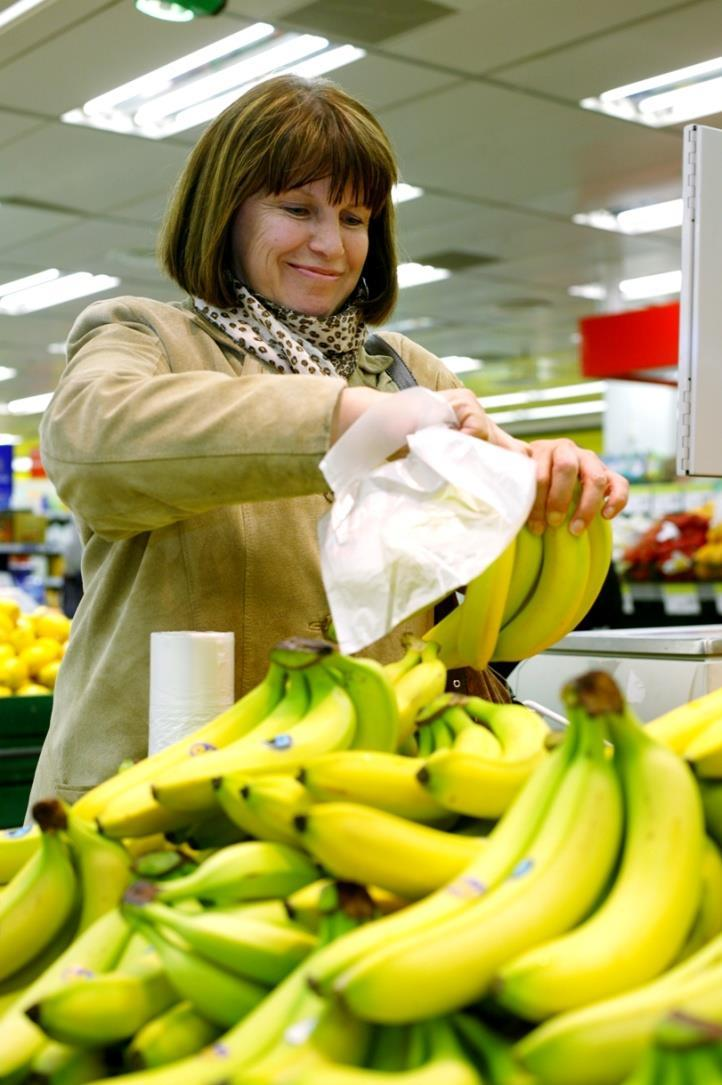 Consumers win By choosing Fairtrade shoppers can buy products in line with their values and principles, and