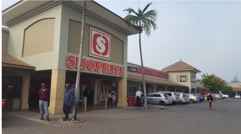 p. 24 ShopRite store visit The South African supermarket chain ShopRite is Africa s