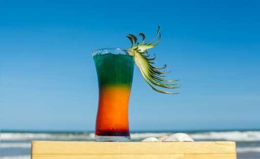 passion, mint & lime, soda Long Beach vnd 110,000 Vodka, Galliano, Lime juice RIVIERA SANGRIA VND 110,000 Light rum,