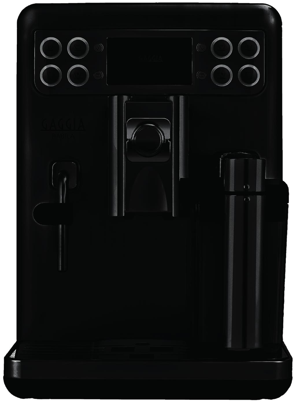 GAGGIA BABILA FULLY AUTOMATIC MACHINE F/B