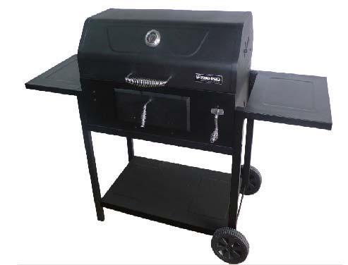 OWNER S MANUAL DELUXE CHARCOAL GRILL Made in / Hecho en CHINA Distributed by Sears, Roebuck and Co.
