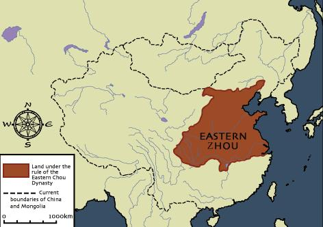 The Enduring Zhou Ruled China for more than 800 years -- more than any other dynasty Zhou dynasty