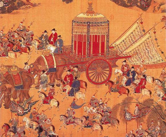 The Enduring Zhou Technological advances of the Zhou Dynasty: Built roads & expanded foreign trade Formed