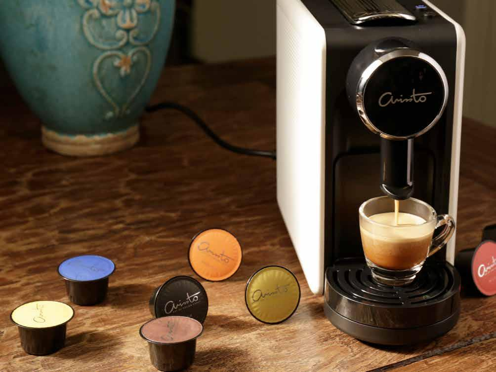 Invest in a Coffee Capsule Machine by