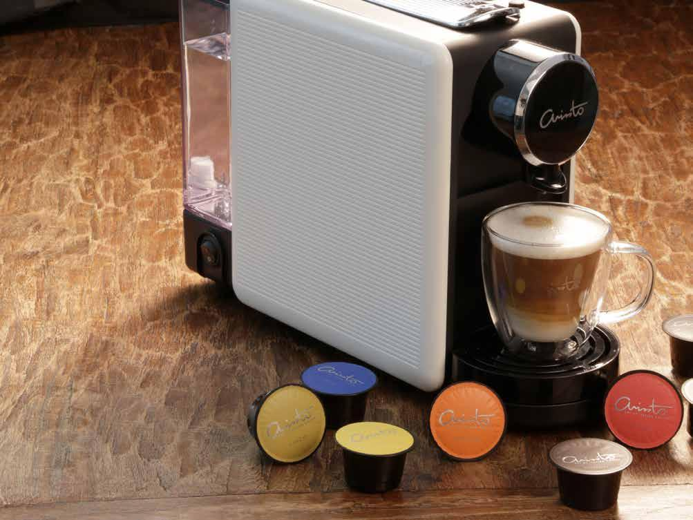 Coffee capsule technology will soon become a
