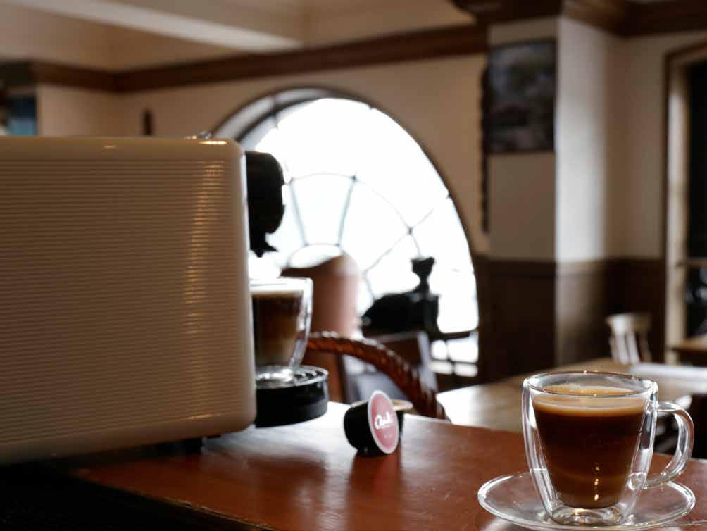 3. Rent out coffee machines to company s customers