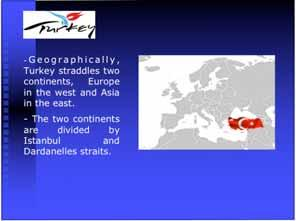 ICAC RESEARCH ASSOCIATE PROGRAM TURKEY - Geographically, Turkey straddles two continents,