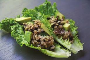 Spicy Tuna Salad week 7 day 4 lunch K7 2 10 minutes 0 minutes 26.4 13.2 117.7 58.9 90.2 45.1 1494.