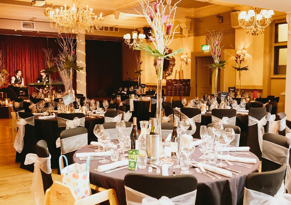 Our Packages Minimum of 40 guests SILVER 50 per person A dedicated wedding planner to help organise your special day Room hire for the day Drinks reception 1 glass of Pimm s, Prosecco or fruit punch