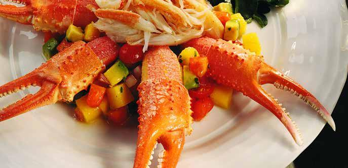 3/4 Scored Snow Crab Claws Want to impress, so many applications.
