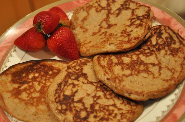 7/11 Program Recipes Breakfast: Coconut Flour Pancakes Here s a great low carb pancake recipe. Eat these without guilt just don t smother them in syrup.