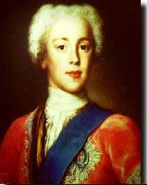 The Last Hopeful Epistle of Bonnie Prince Charlie When the drumbeat of war echoed in Great