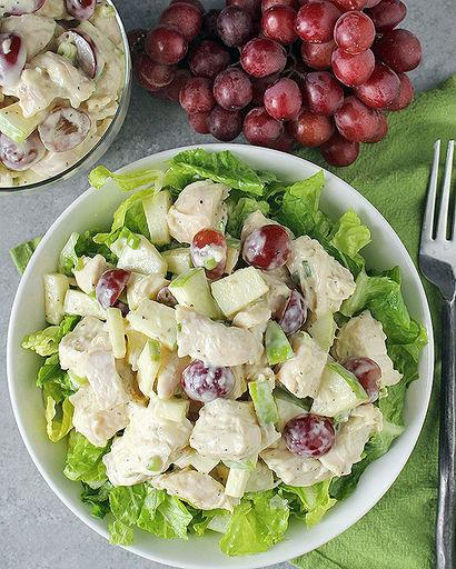 Paleo Whole30 Chicken Salad Planned for Snacks on Thursday, January 4, 2018 Source: www.jaysbakingmecrazy.