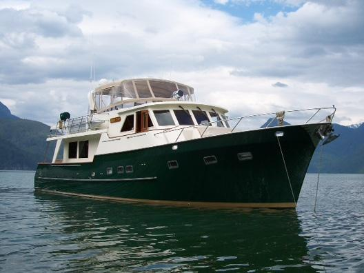 A Day of Yachting Enjoy a full day cruising the Sound for up to 12 guests aboard the 65-foot yacht Scottfree.