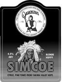 tick in the book too). The pub sells six ales, and today also featured Bays Best and South Hams Golden Harvest, also 4%.