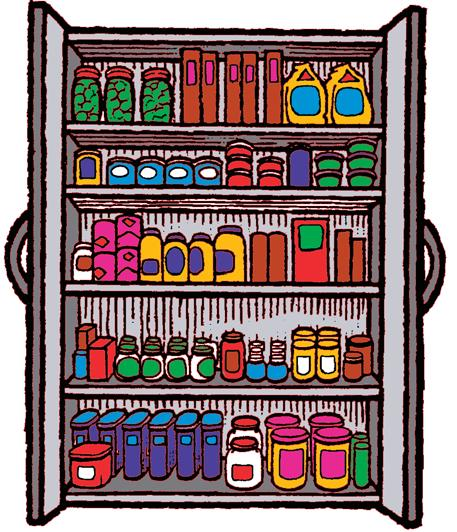 Storing Food Spoiled food is wasted money. After you shop, store your food promptly. Make frequent refrigerator and freezer temperature checks to assure the quality and safety of your food.