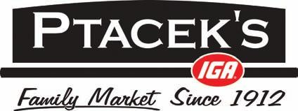 PTACEK S SERVICES INCLUDE: ATM MACHINE, CATERING, SAUSAGE MAKING Family Pack,